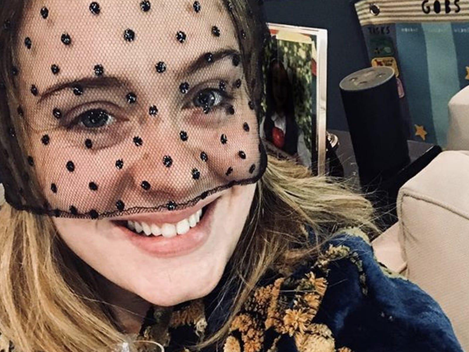 Adele Selfie Moment Pic