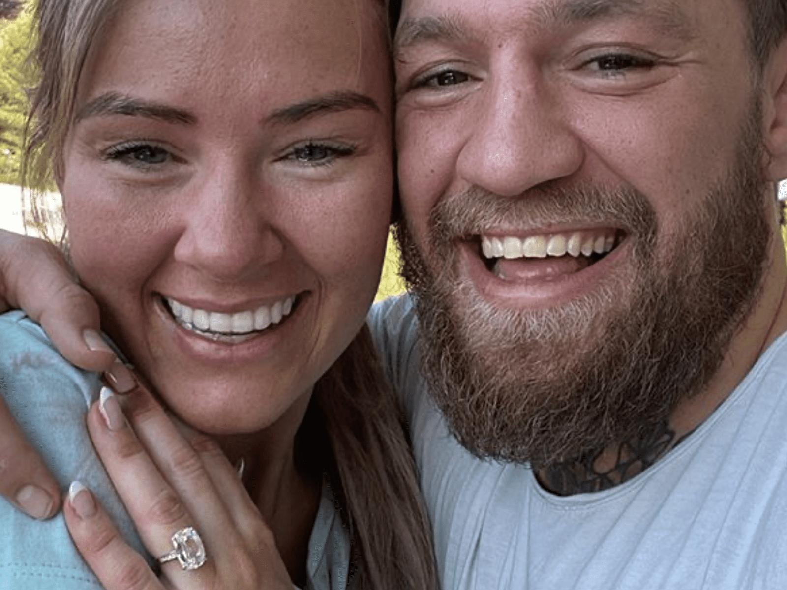 Conor McGregor UFC Engaged