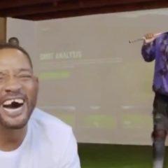 Jason Derulo Knocks Out Wil Smith's Teeth