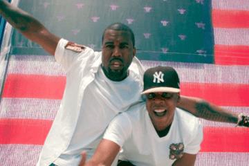 Kanye West JAY-Z Watch The Throne