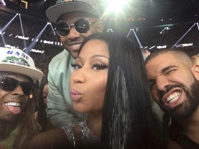 Nicki Minaj Reveals She Gave Birth to a Boy