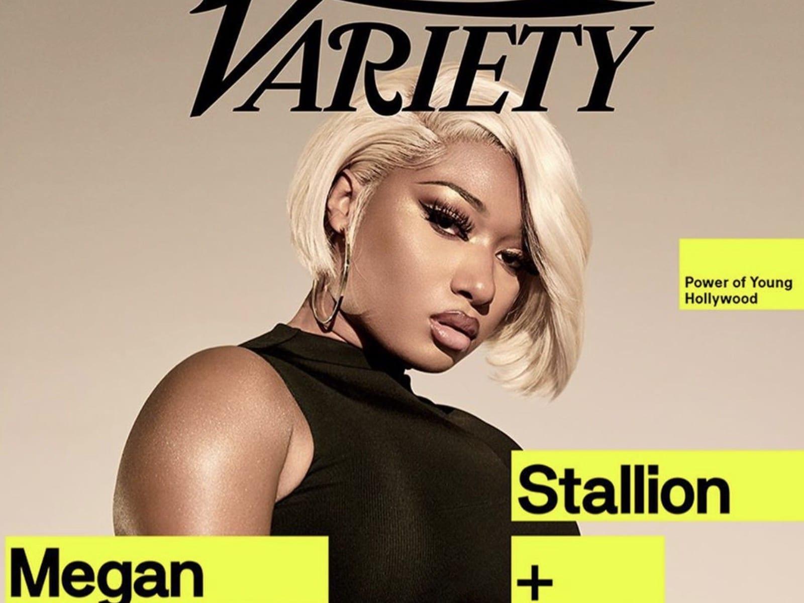 Meg Thee Stallion Variety Cover