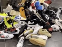 Odell Beckham Jr. Sneaker Stash