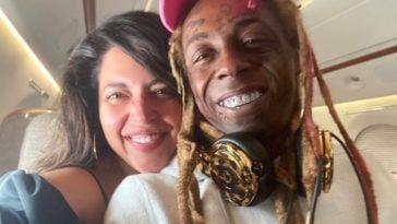 Lil Wayne's Girlfriend Denise Bidot Reveals Their Unbreakable Love Bond In B-Day Message 2