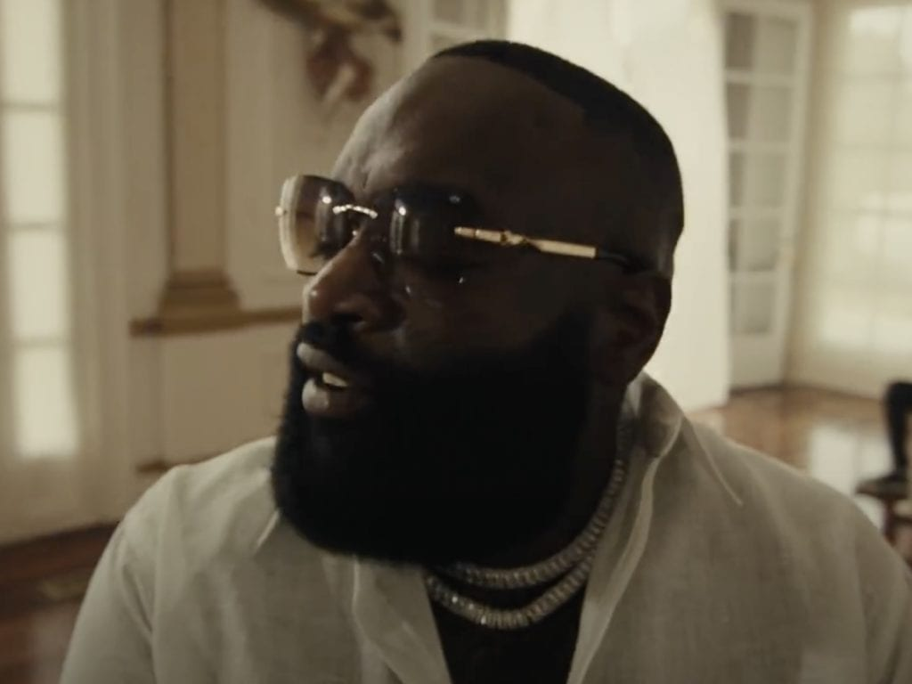 Rick Ross Pinned to the Cross Video 3