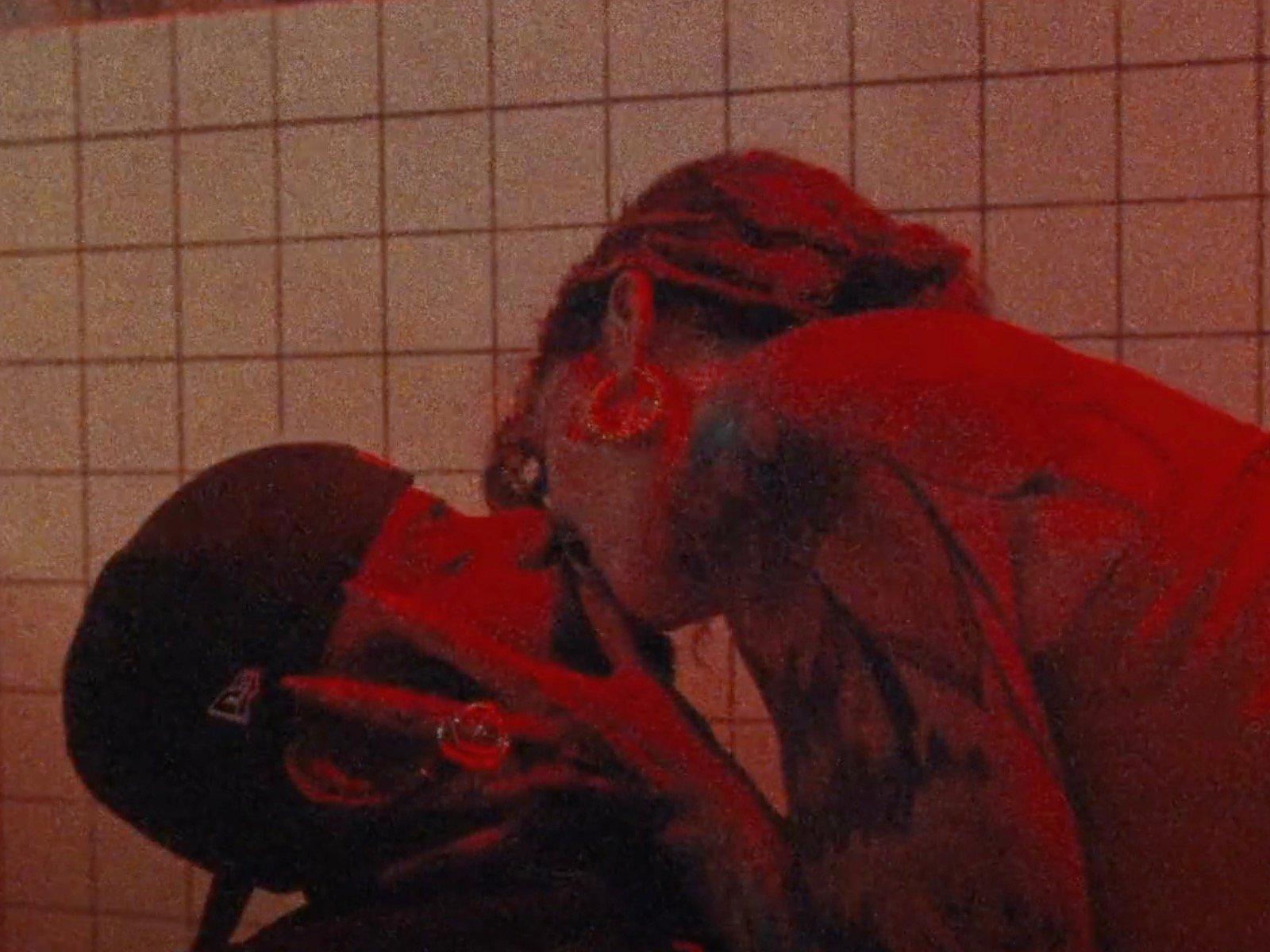 Bryson Tiller + Kehlani Get Hot In Always Forever Video 5