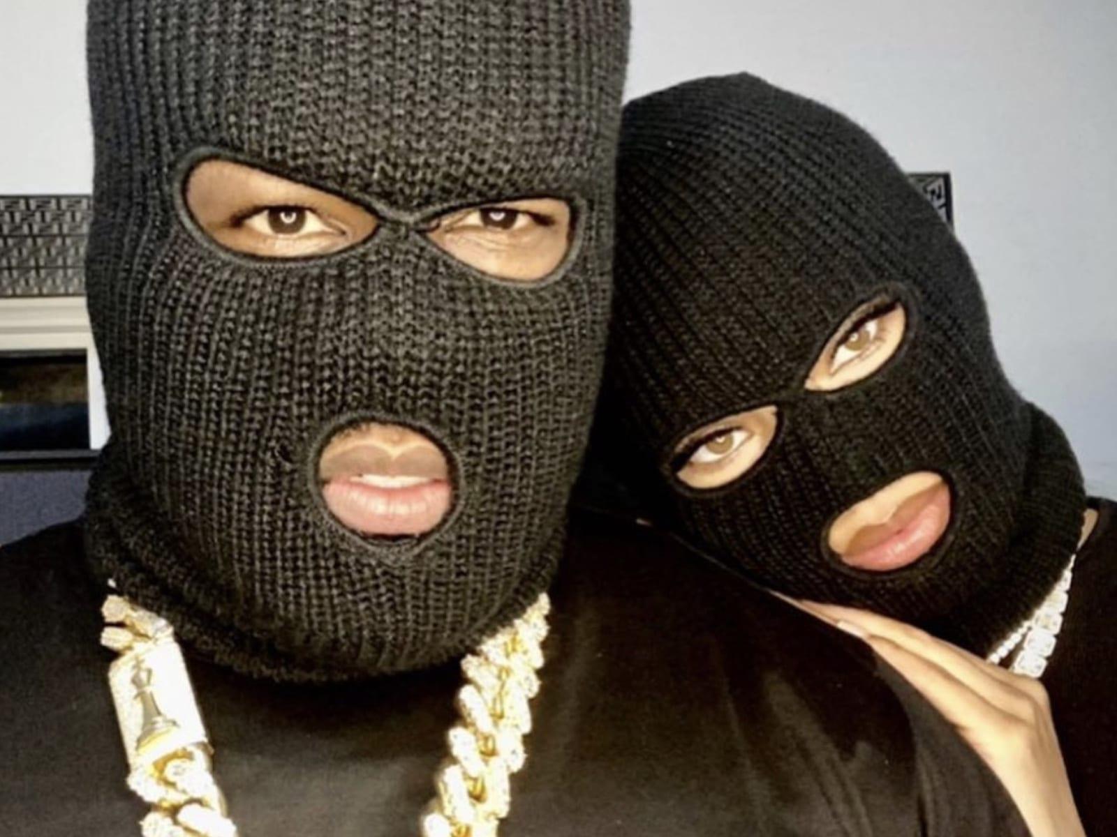 50 Cent Cuban Link Ski Masks 2