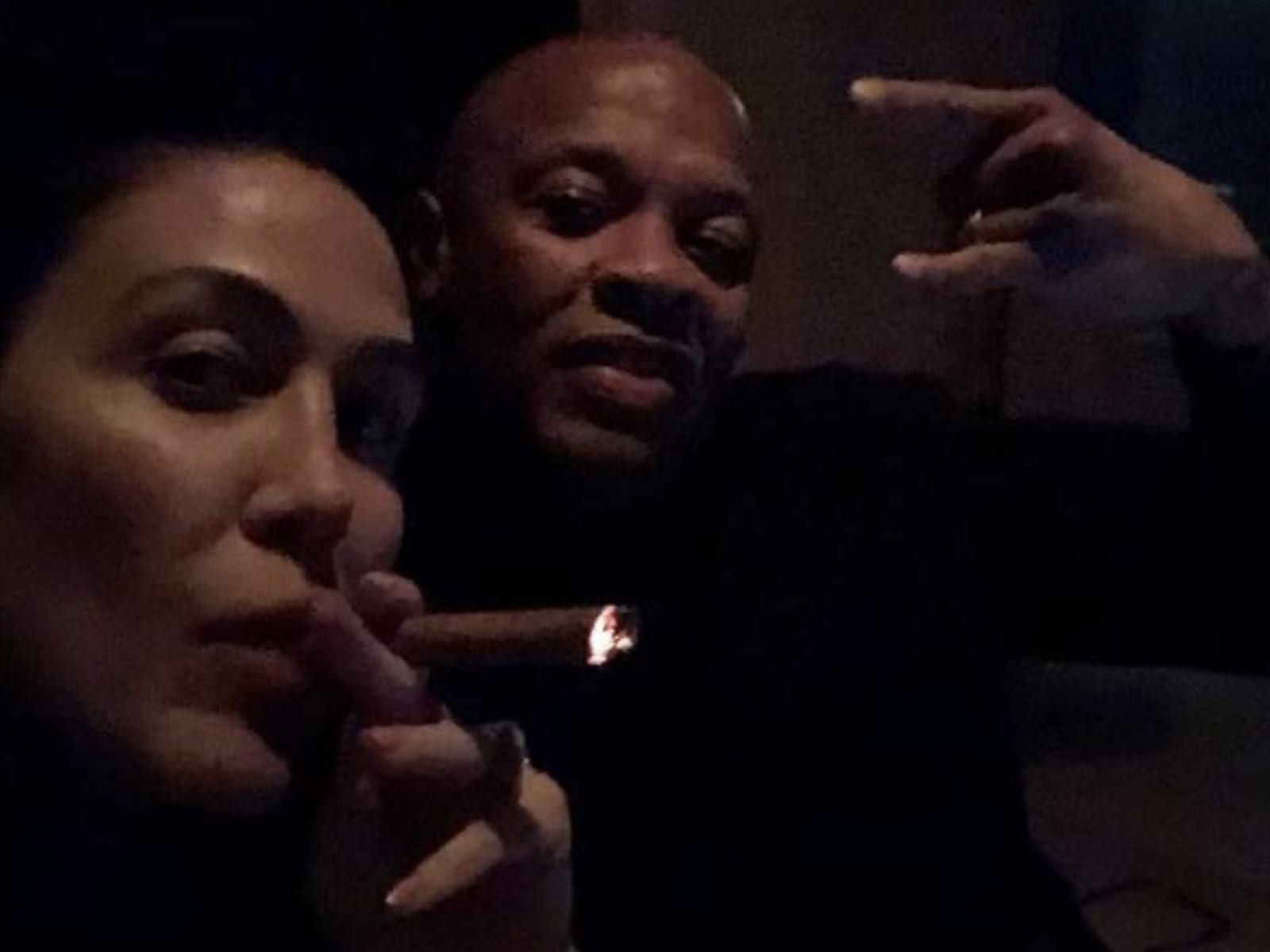Dr. Dre Agrees To Pay $2 Million To Nicole Young While Recovering From Hospitalization