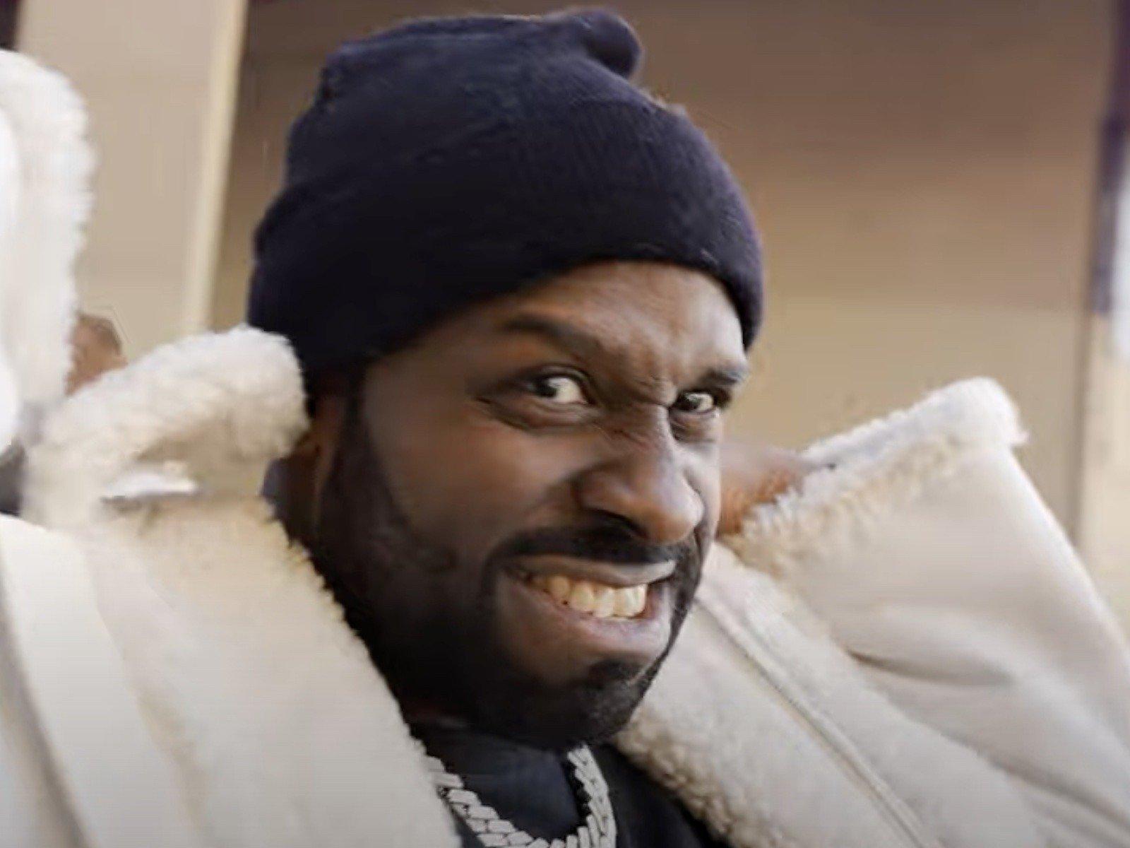Funk Flex + Moneybagg Yo Bromance Wearing Face Masks  SOHH.com