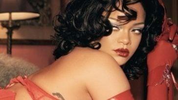 Rihanna's Red-Hot Valentine's Savage x Fenty Slays