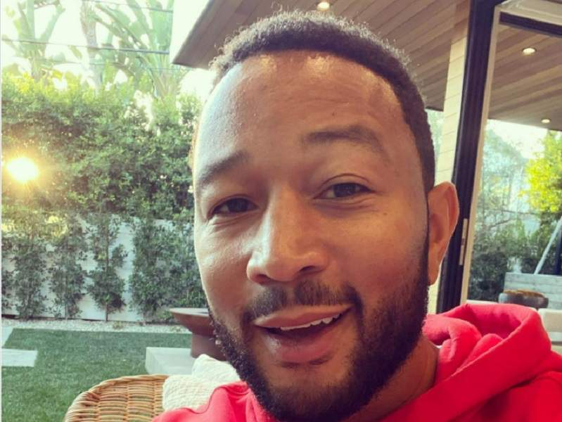 John Legend Is Backing The Buckeyes  SOHH.com