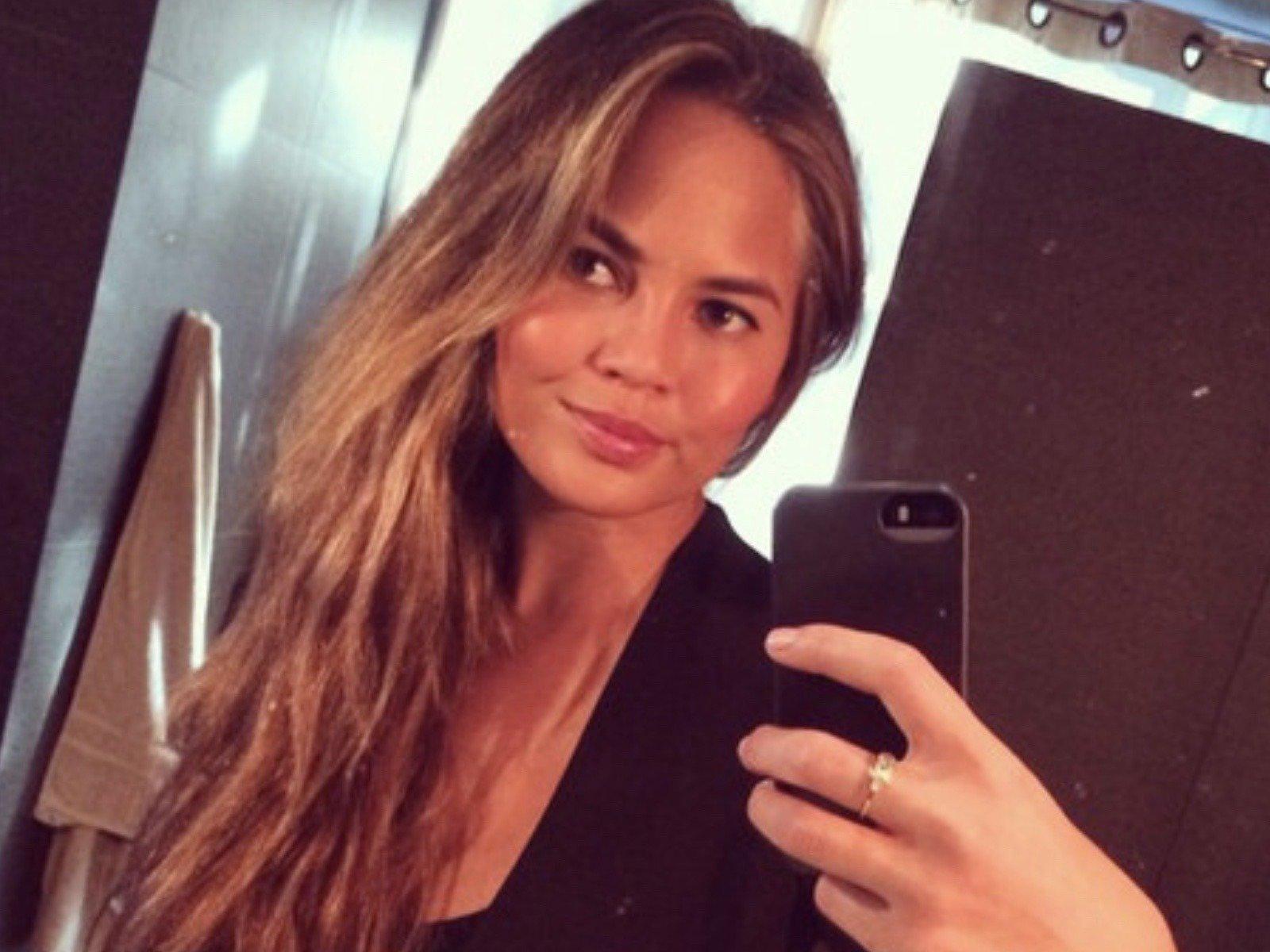 Chrissy Teigen Weighs In On Kanye West + Kim K's Divorce  SOHH.com