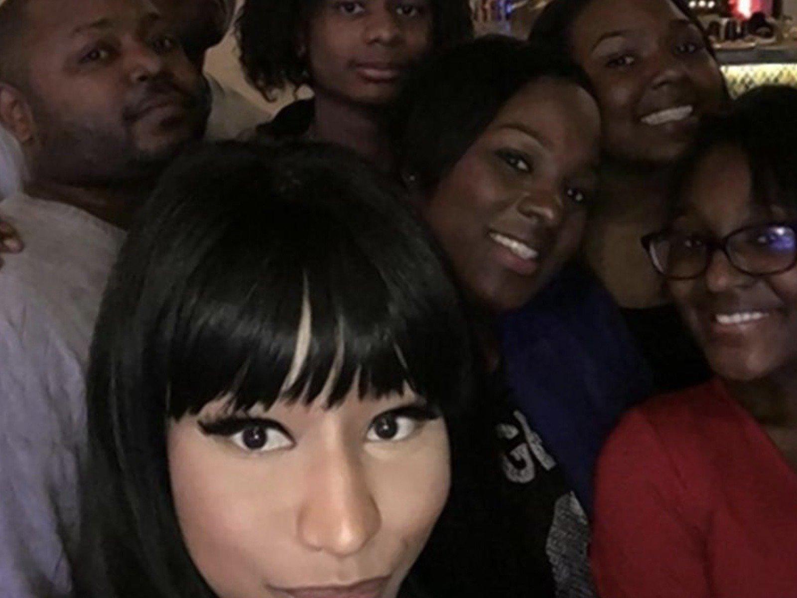 Nicki Minaj Dad's Wife Files $150 Million Hit + Run Lawsuit  SOHH.com