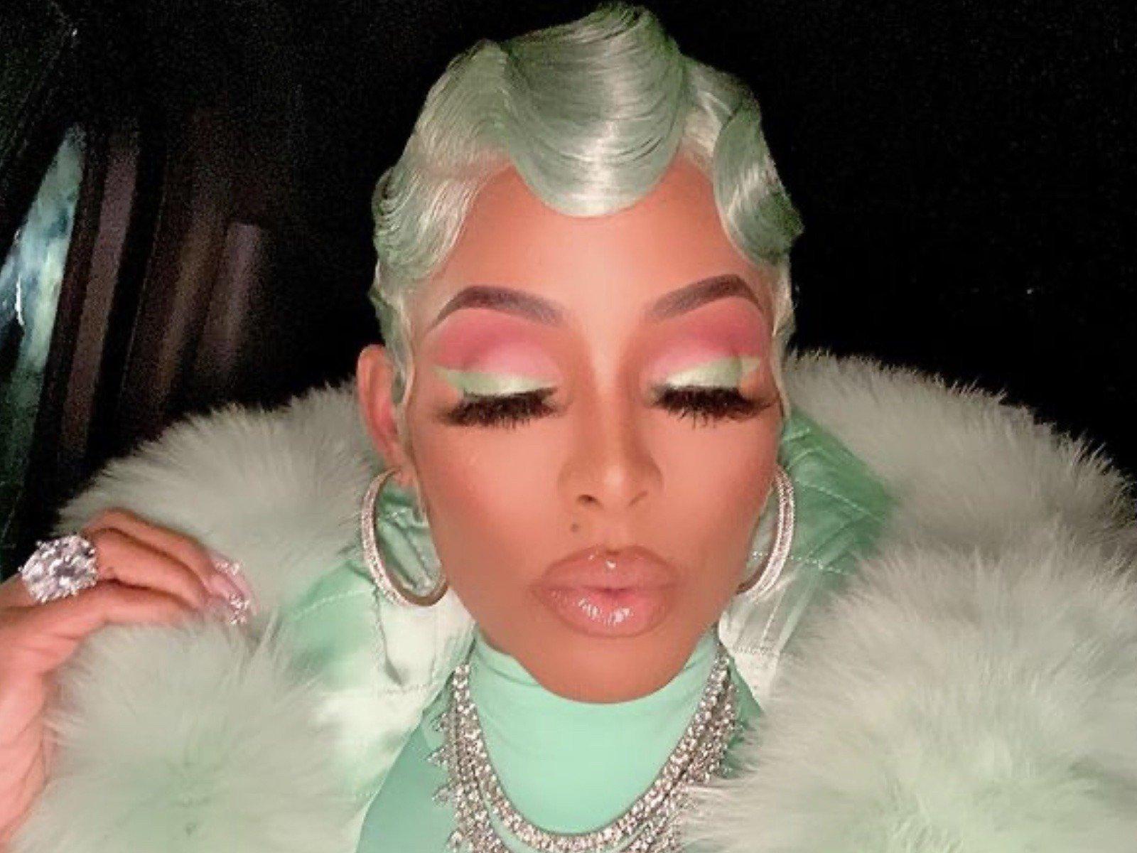 Keyshia Ka'oir: Gucci Mane Wife's 5 Most Colorful Hairstyles  SOHH.com