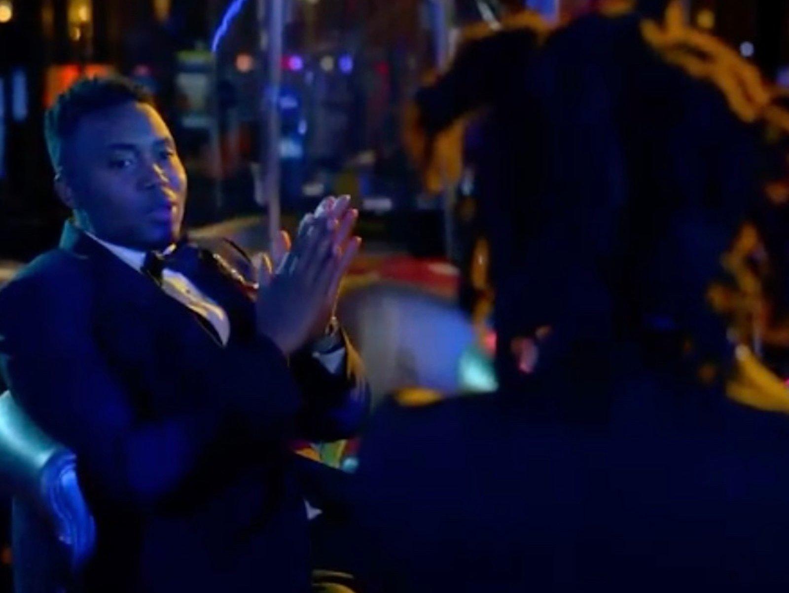 Nas Shares Sneak Peek From JAY-Z 'Sorry Not Sorry' MV  SOHH.com