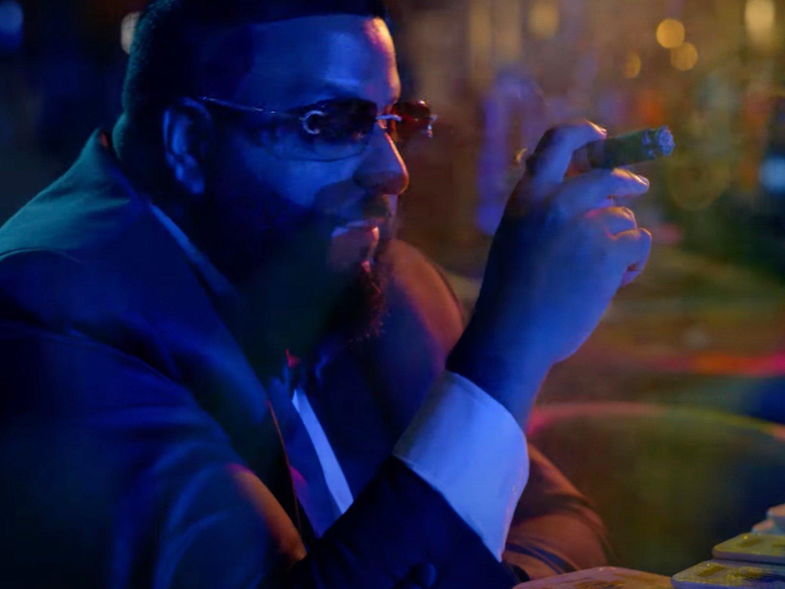 DJ Khaled Explains Kanye West Wearing Wedding Ring  SOHH.com