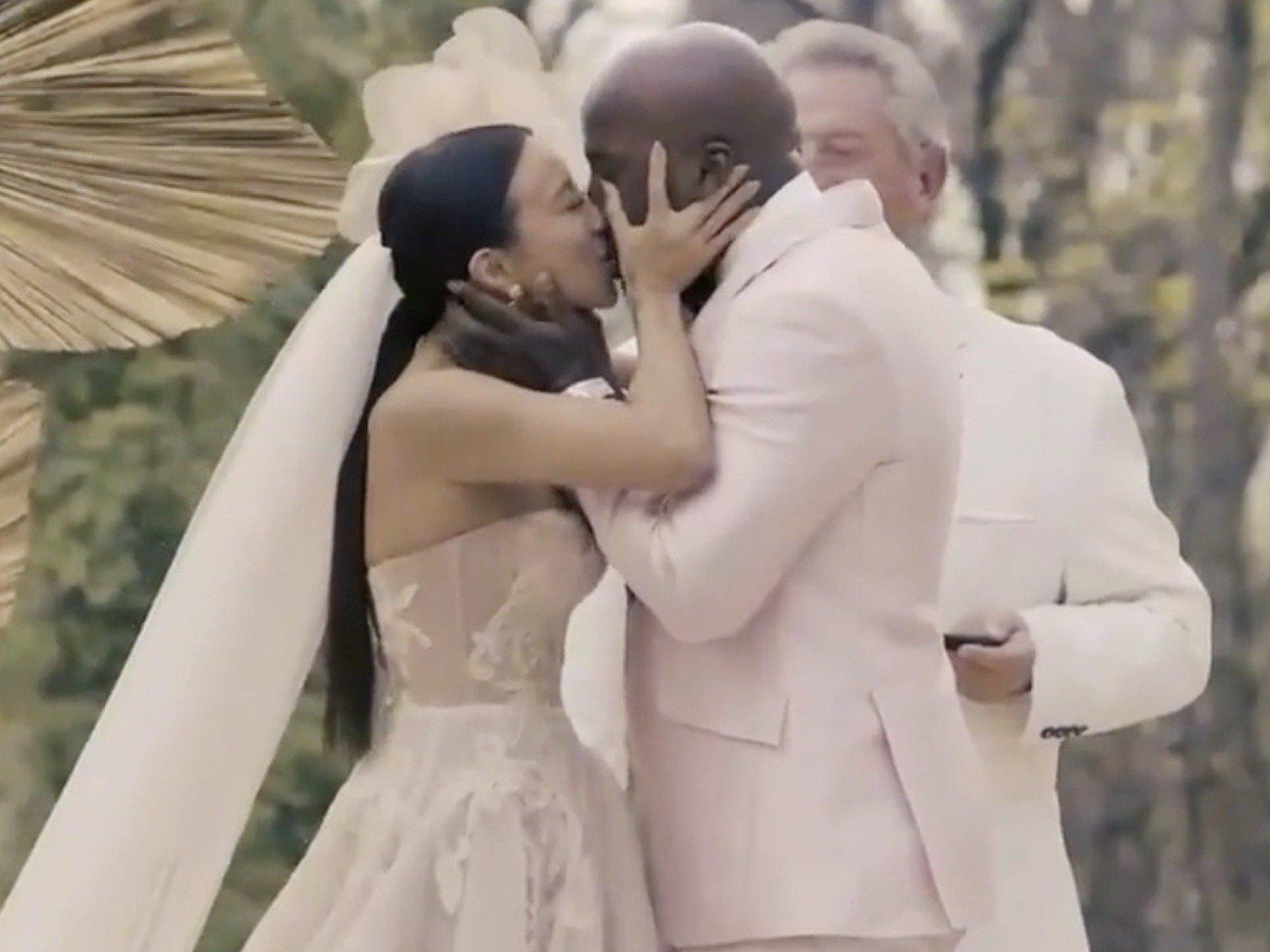 Jeezy Shares Super Emotional Jeannie Mai Wedding Video 4