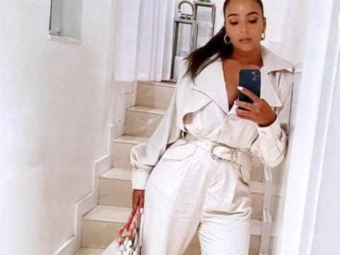 Ludacris' Wife Eudoxie Set For 35th B-Day With Bikini Slay