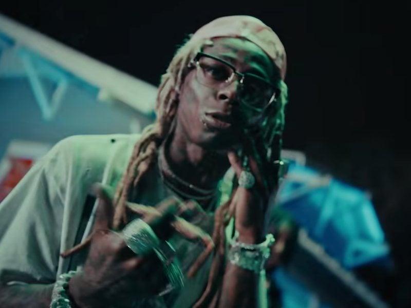 Lil Wayne Has Found The Little Kid Inside Him