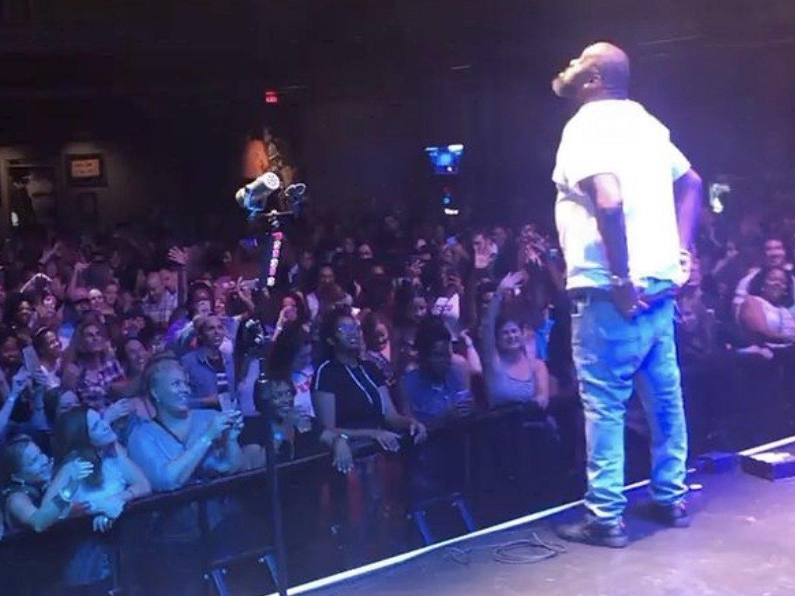 Nas Pays Biz Markie The Most Respect W/ Heartfelt Salute  SOHH.com