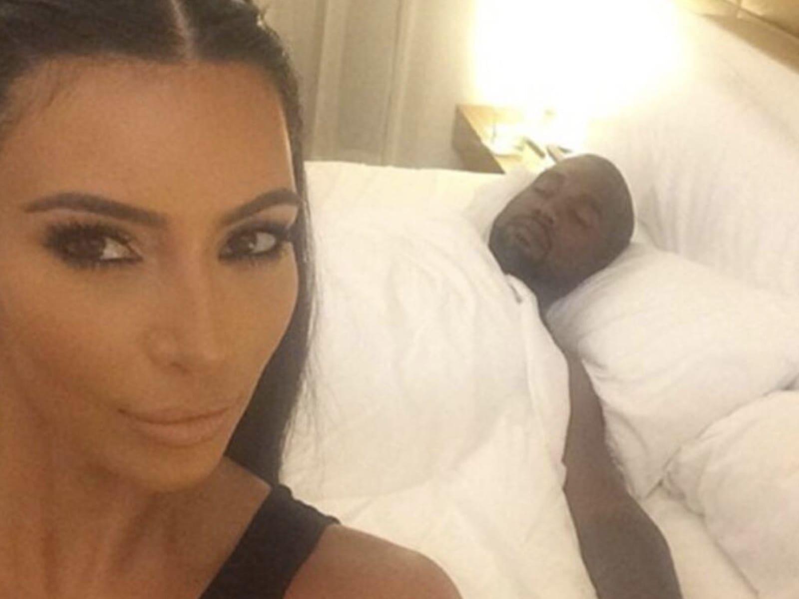 Kanye West + Kim Kardashian Extreme Dating Rumors Emerge After Divorce Reports
