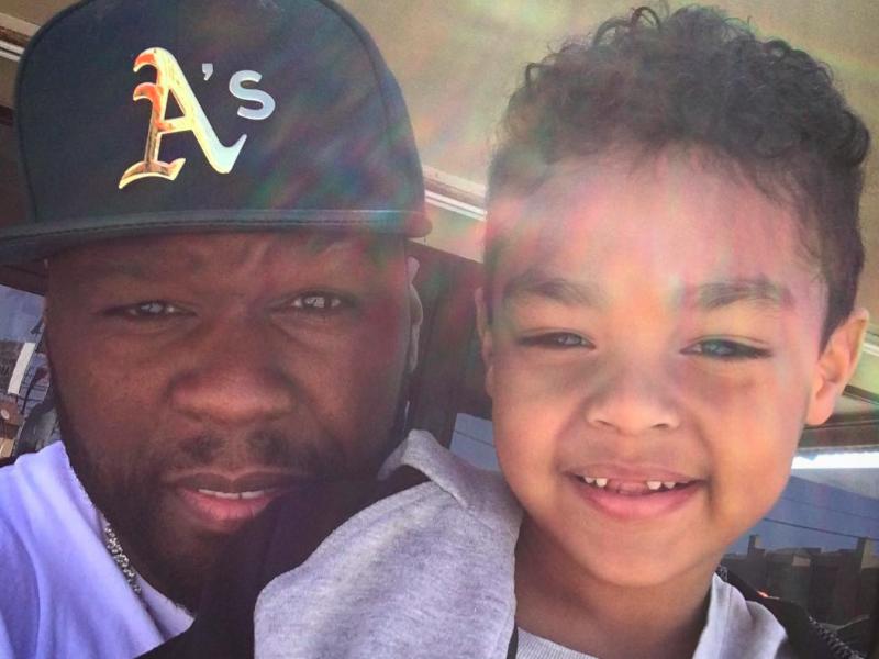 50 Cent Sire Jackson