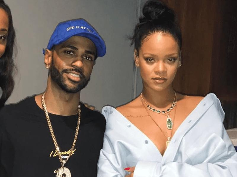 Big Sean Rihanna