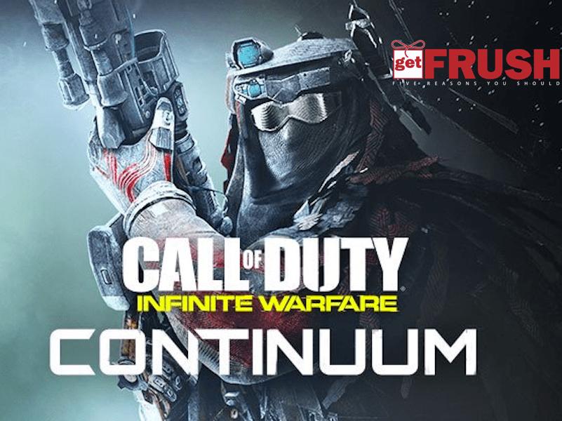Call of Duty Infinite Warfare Continuum