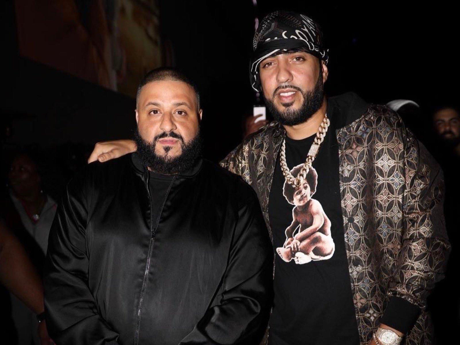DJ Khaled French Montana