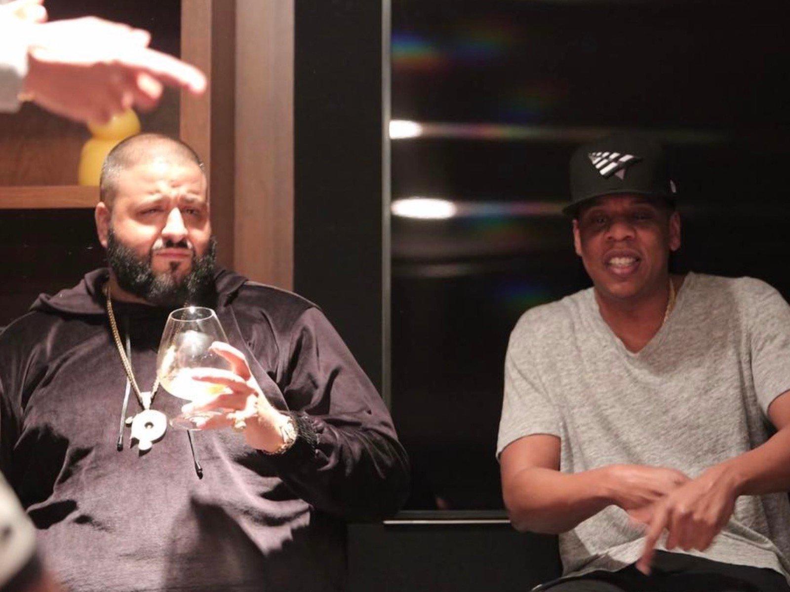 DJ Khaled JAY-Z