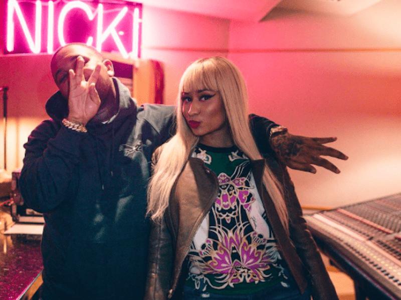 DJ Mustard Nicki Minaj