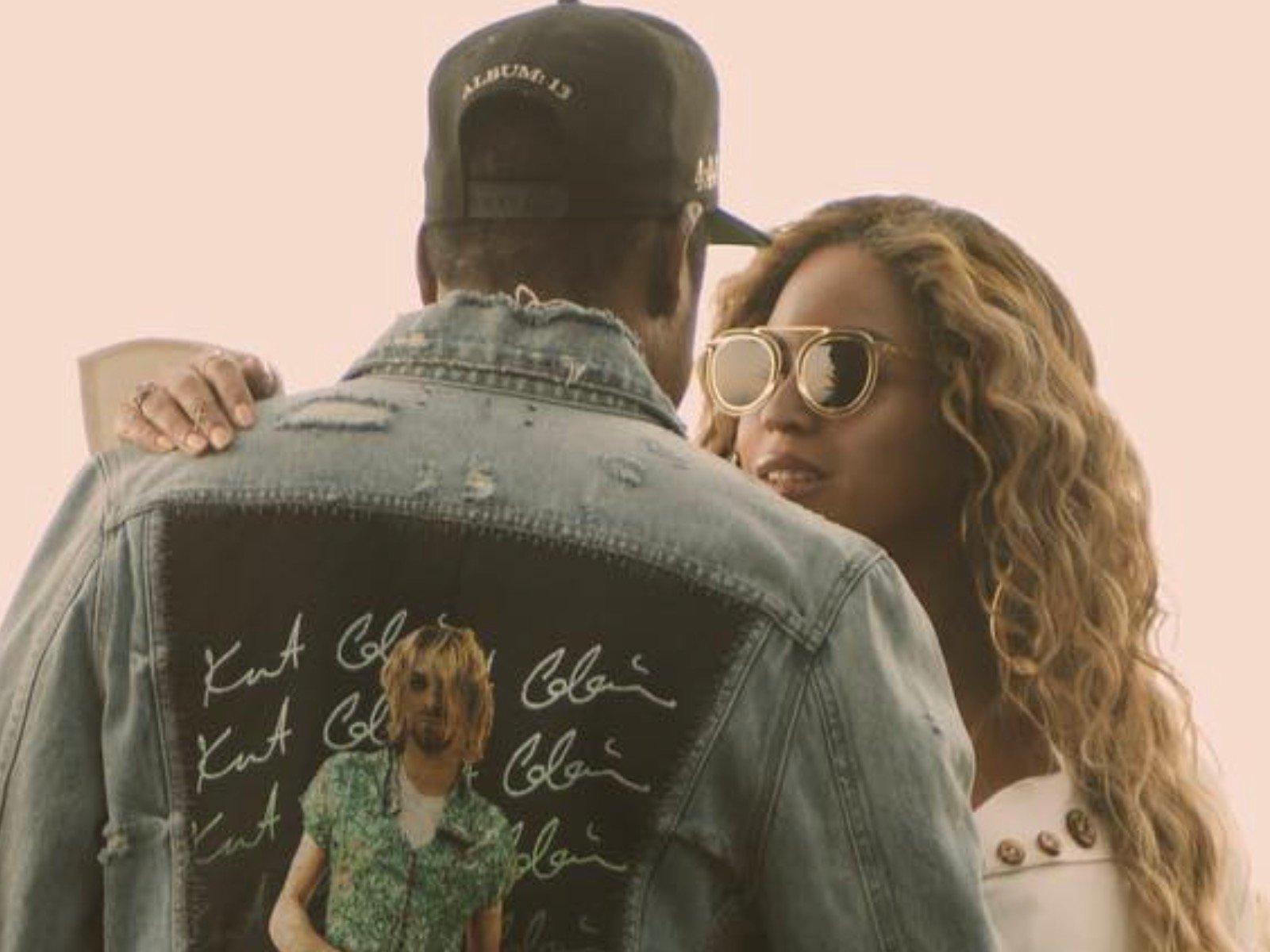 JAY-Z Beyoncé