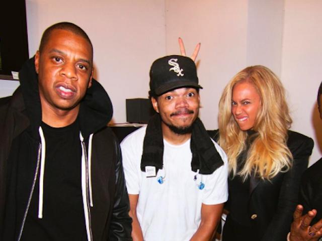 Jay Z Chance The Rapper Beyoncé Knowles-Carter