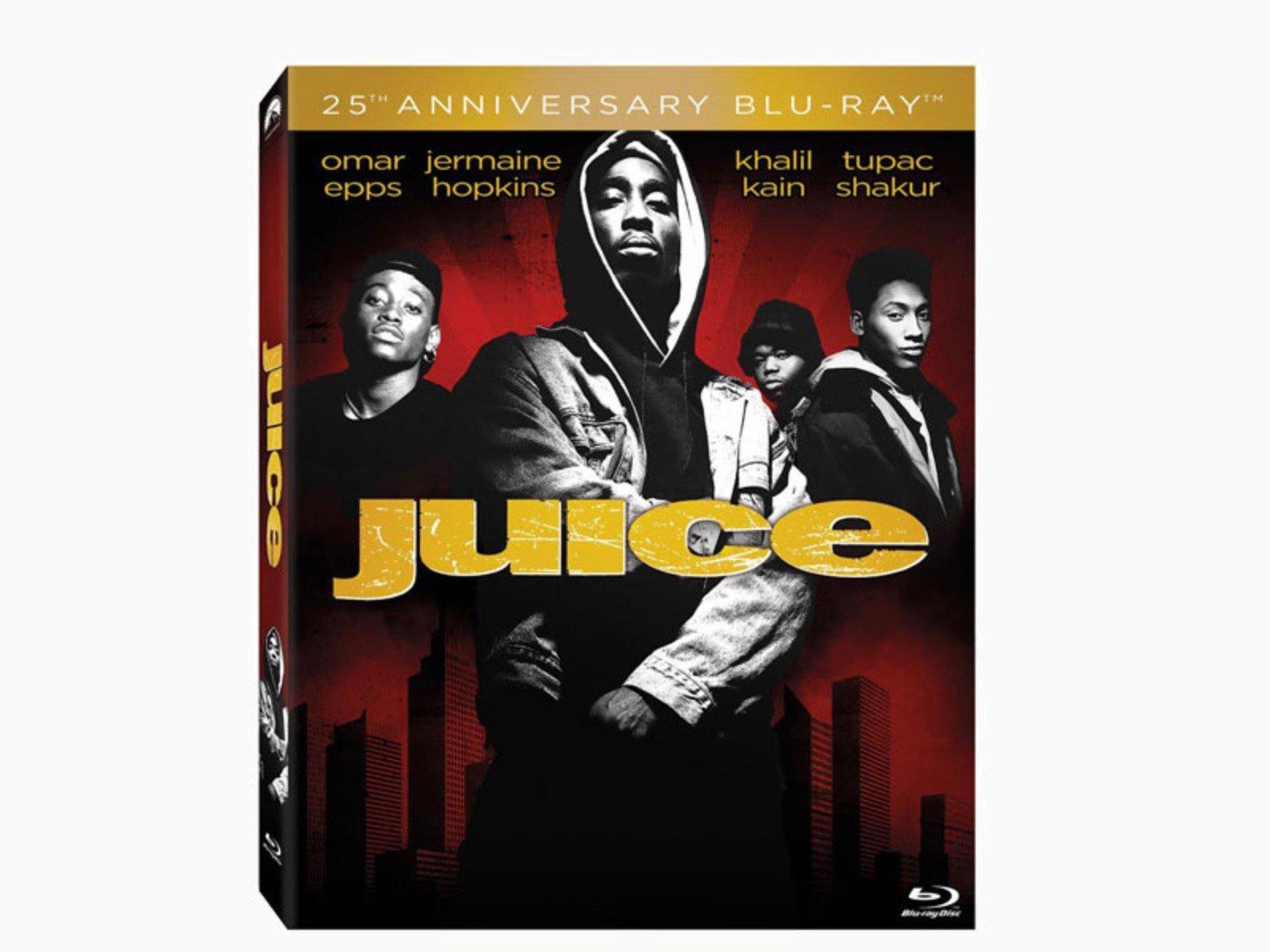 Juice Blu-ray