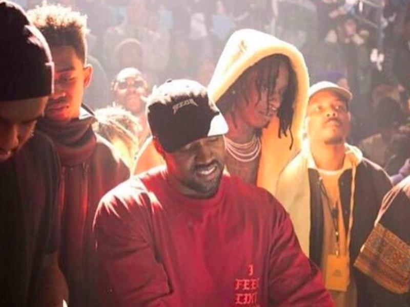 Kanye West Desiigner
