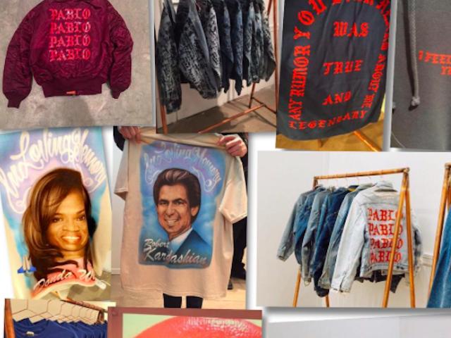 Kanye West Pop Up Shop NYC