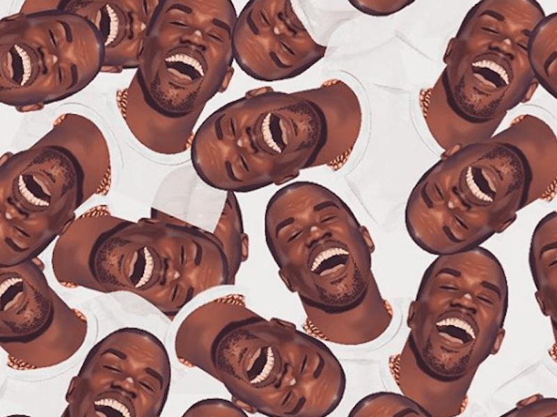 Kimoji Kanye West
