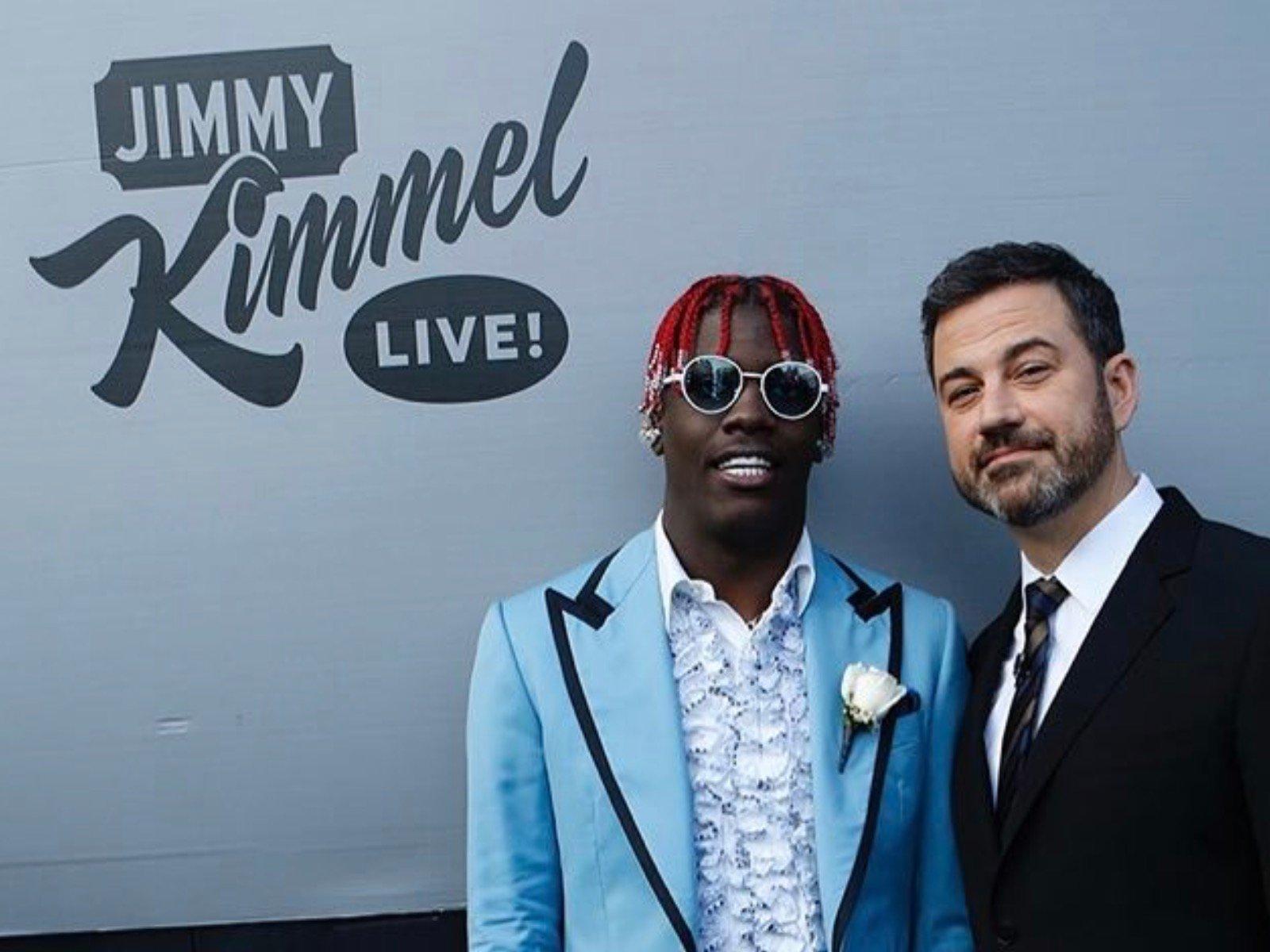 Lil Yachty Jimmy Kimmel