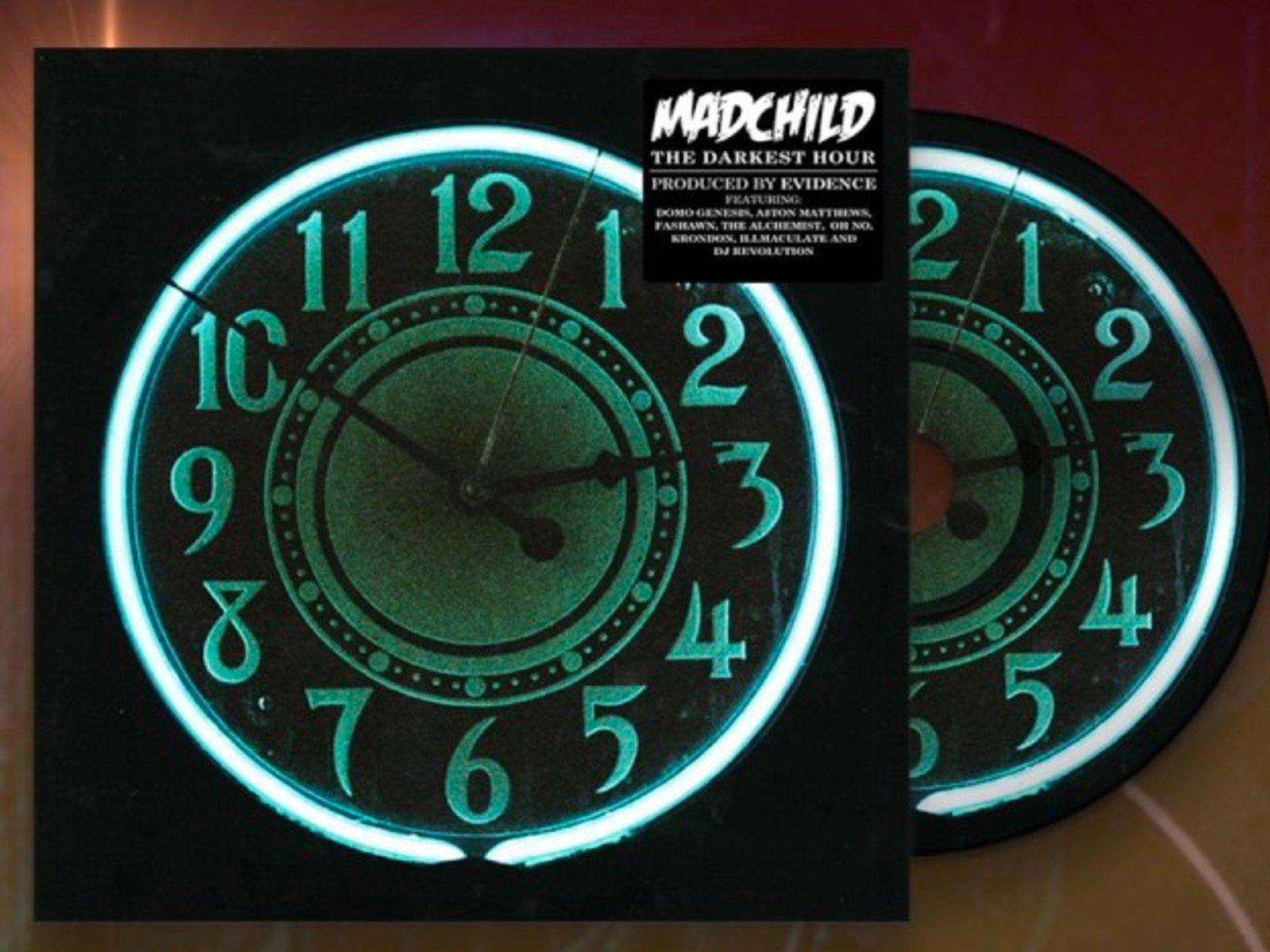 Madchild The Darkest Hour