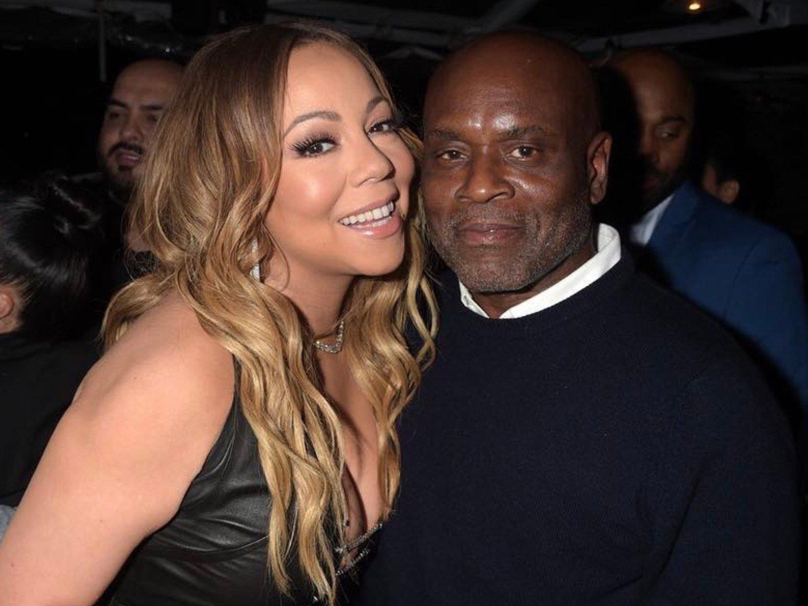 Mariah Carey L.A. Reid