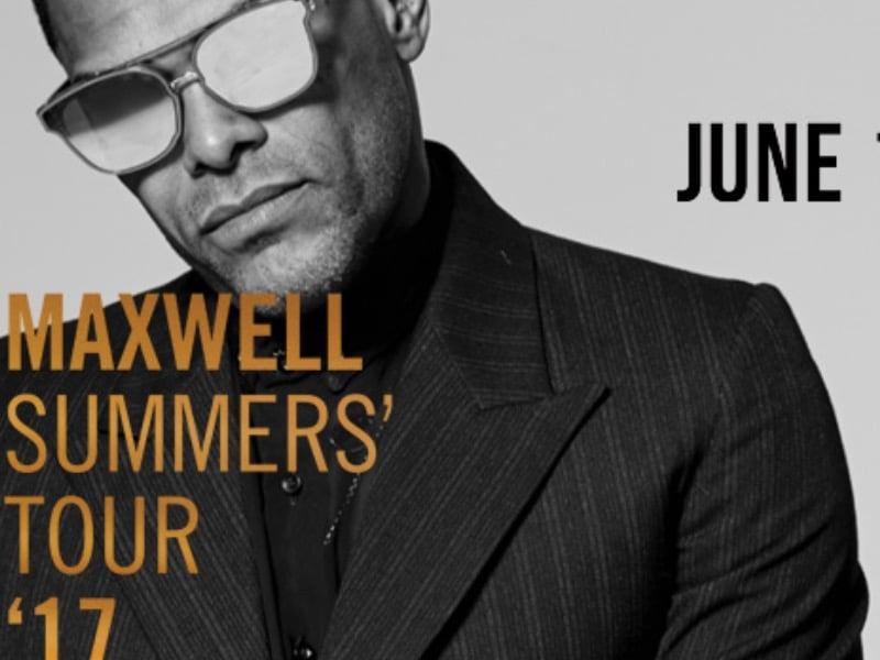 Maxwell Summer Tours '17