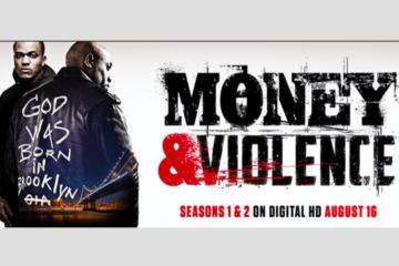 Money and Violence seasons 1 2