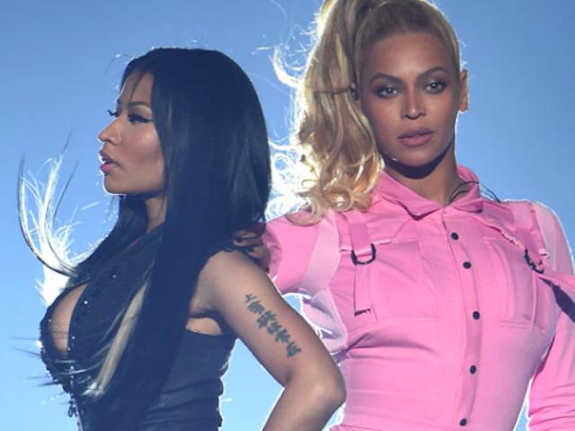 Nicki Minaj Beyonce