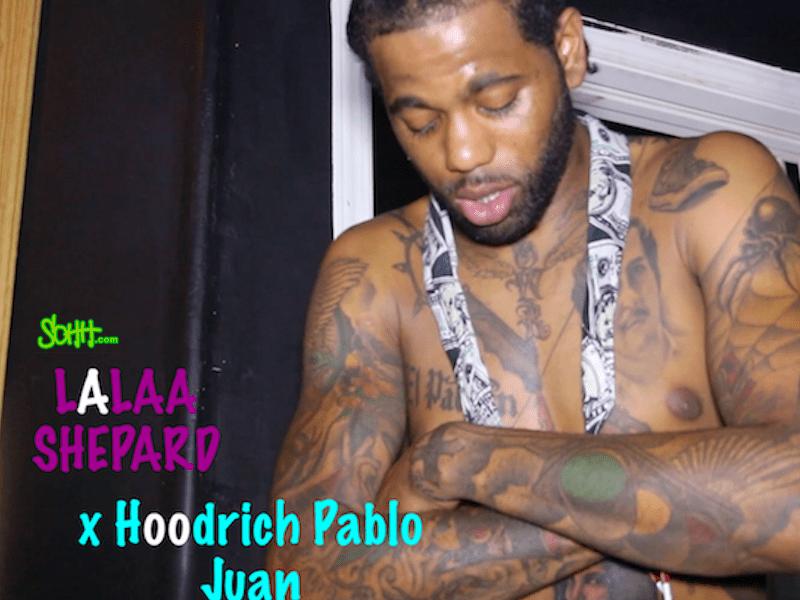 Hoodrich Pablo Juan