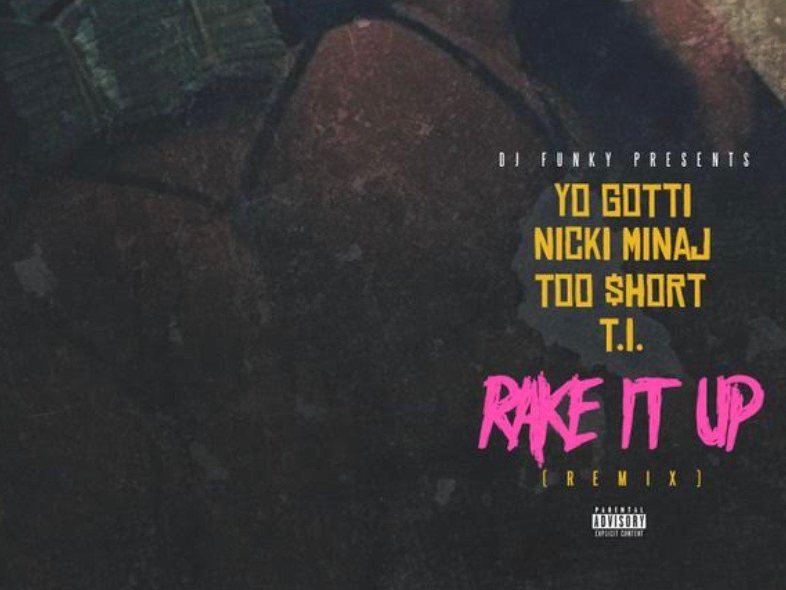 Rake It Up Remix