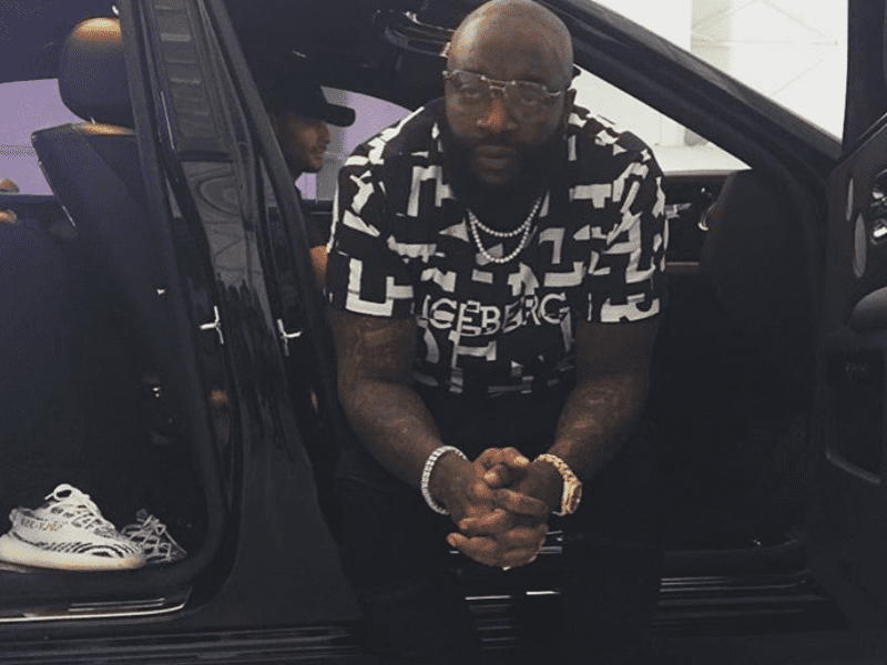Rick Ross Apologizes for