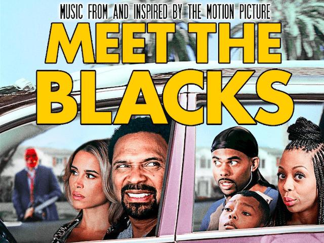 Meet The Blacks Soundtrack
