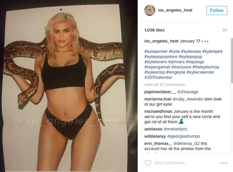 Leaked:Kylie Jenner Nude
