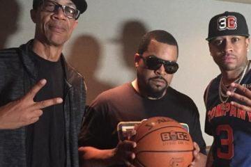 DJ Pooh Ice Cube Allen Iverson