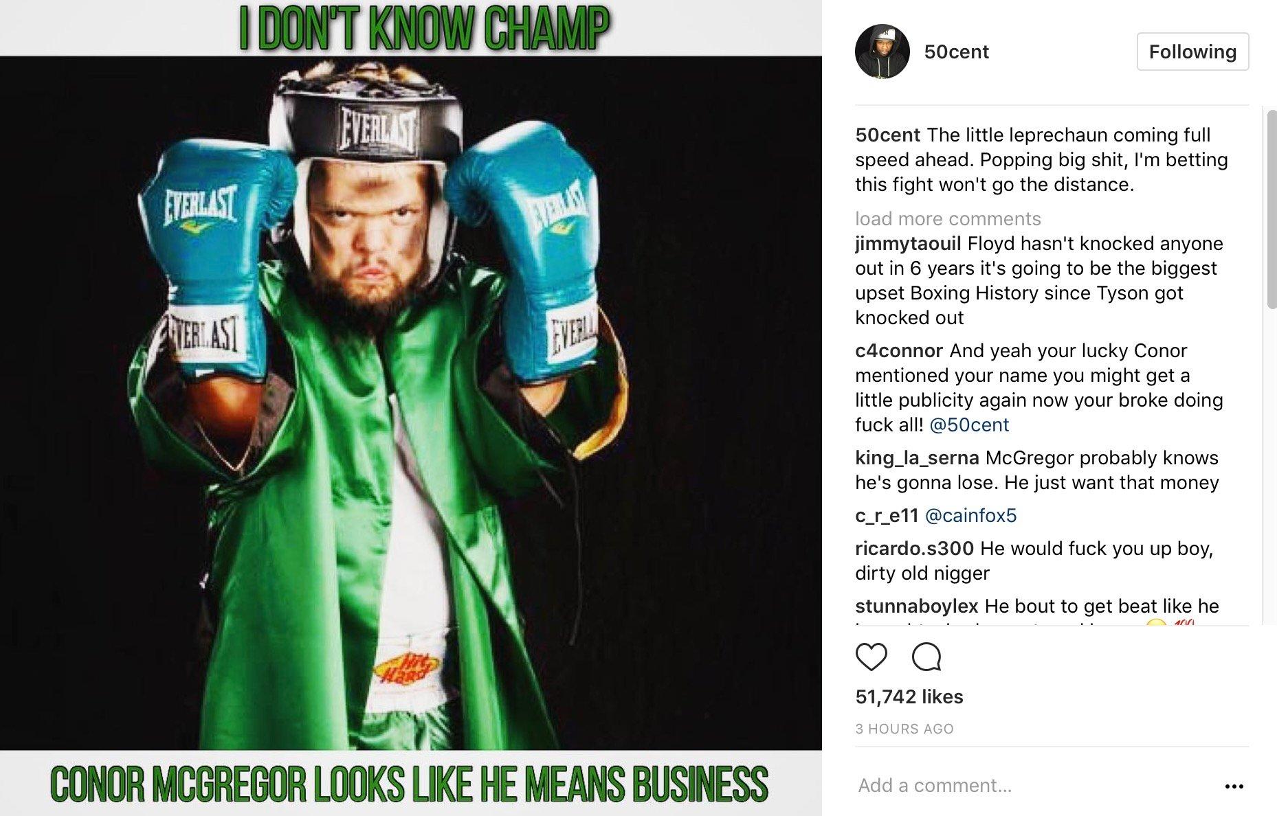 timeless design 84480 19f87 Golden State Warriors Champ Blasts Conor McGregor: